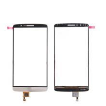 Pantalla táctil de reemplazo de oro blanco gris para LG G3 Digitizer