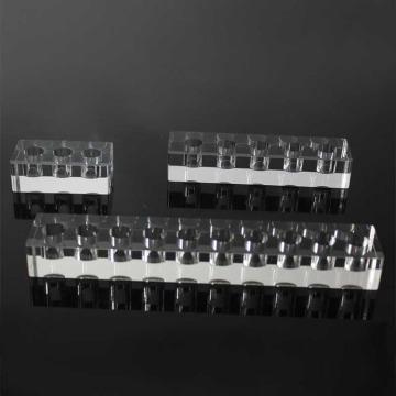 Perfume bottle display stand organizer
