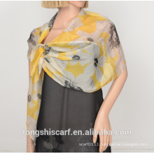 Lady's new style fashion shawl scarf 681-02 YS396