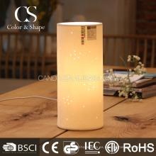 2016 lámpara de mesa moderna de la moda de cerámica para el hotel