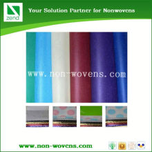 Sms T Shirt Polyester Spunbonded Nonwoven Fabric