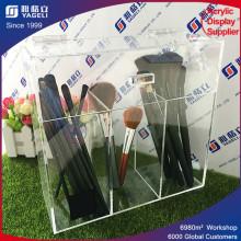 Kundenspezifische Handwerk Acryl Pinsel Organizer