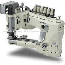 Kansai Special SX-6803PD, Máquina de doble cadeneta con avance del brazo