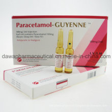 Ready Stock para Treat Fever Paracetamol Injection