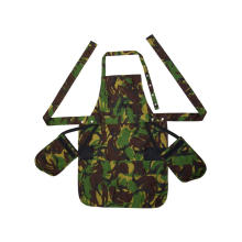 camouflage oven glove bbq apron