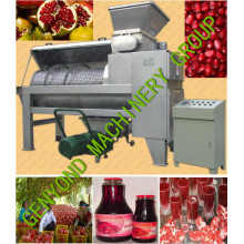 Pomegranate Seeds Peel Máquina Separadora de Separação