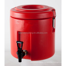 16QT Stainless Steel Heat Insulation Barrel with Water faucet