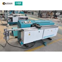 pneumatic and hydraulic butyl extruder machine