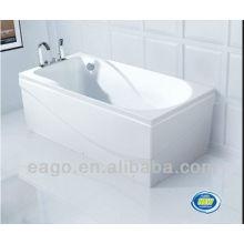 EAGO acrylique ordinaire trempage style moderne Baignoire LK1002