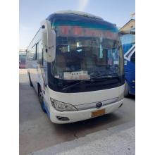 Autobús de turismo yutong de ocasión del año 2014 45 asientos