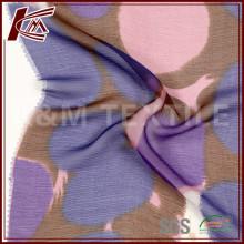 Tecidos de Crepe de seda Georgette de Hangzhou