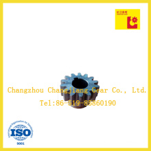 Grinding Spur Gear with Hub and Keyway