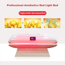 Curación de mitocondrias lecho de luz led lechos láser