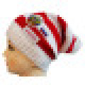 Beanie de malha com POM POM NTD1651