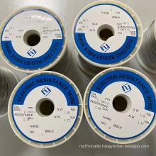 high quality nichrome wire  nickel chrome alloy wire Cr20Ni80 Cr30Ni70  Cr15Ni60  Cr20Ni30 for heating elements
