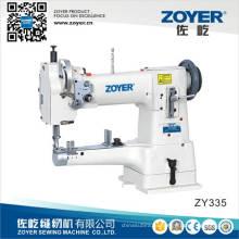 Zoyer одной иглы цилиндра кровать соединение лента Сверхмощный швейная машина (ZY335)