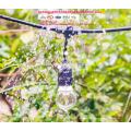 SL-54 Waterproof 15M 15 sockets String Lighting Commercial Grade E26 E27 Holiday LED String Light