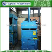 Used fabic compactor machine