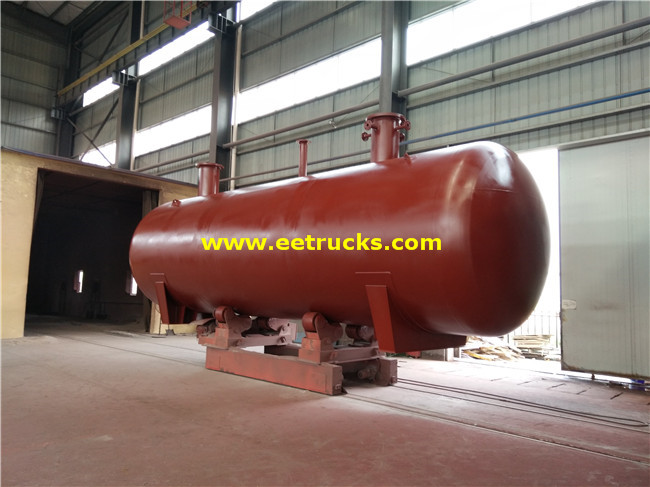 25000L Mounded LPG Tanks