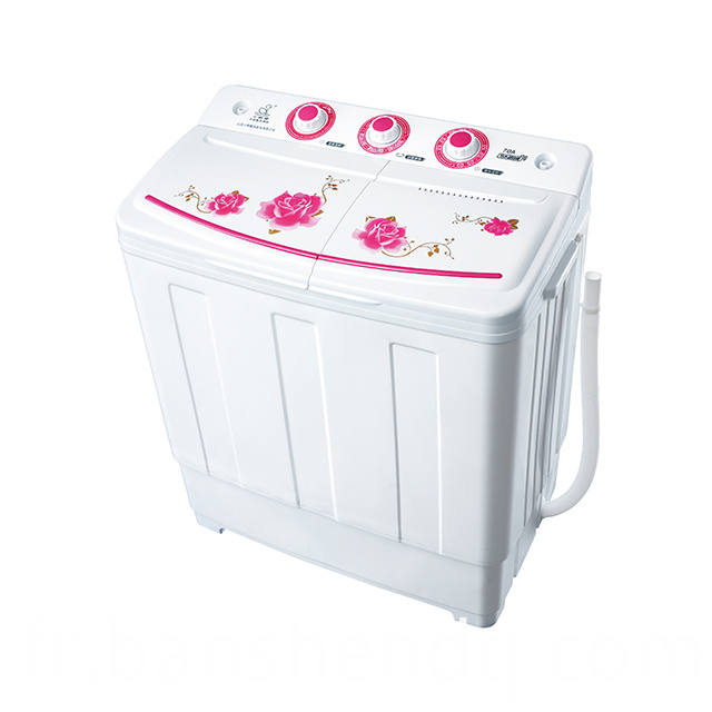 6kg twin tub red