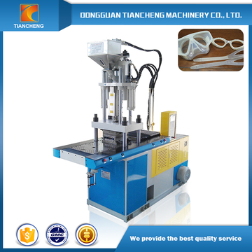 Vertikal dubbel Skateboard Injection Molding Machine