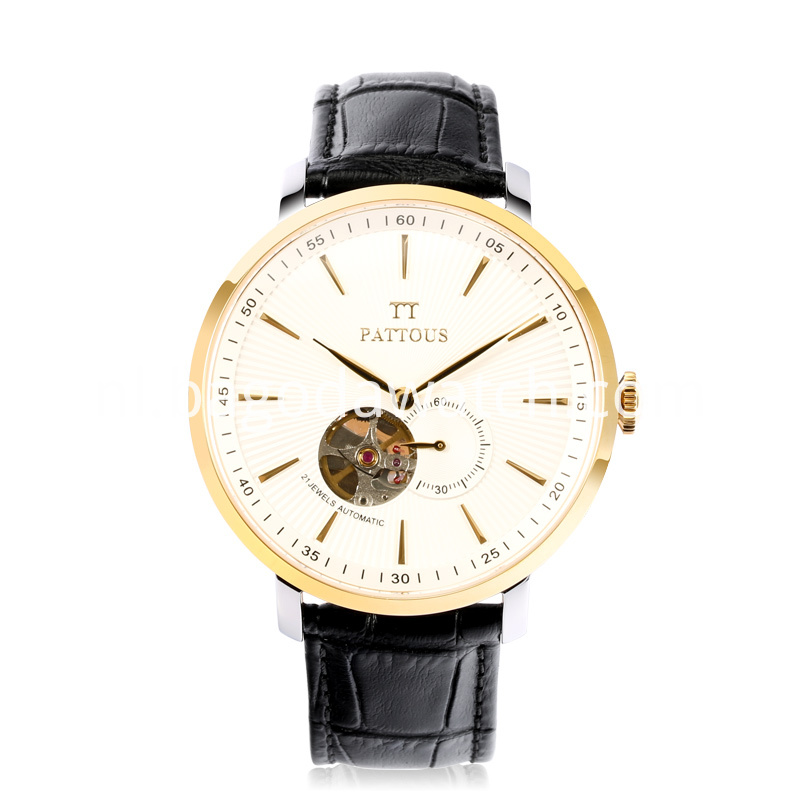 White Dial Men Watches