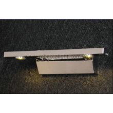 Современный стальной светодиодный настенный светильник для умывальника