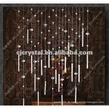 2015 Mode Kristall Glasperlen Vorhänge in der Masse