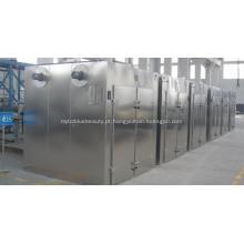 Forno de secagem de circulação de ar quente para manga