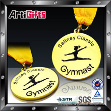 Hot selling custom logo trophy cup metal badge for souvenir