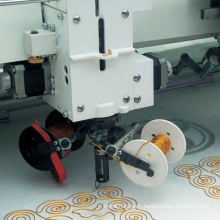 10 Head Coiling Embroidery Machine