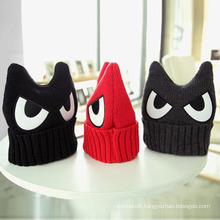 Angry Bird Cartoon Ears Unisex Knitted Hat Beanie (HW125)