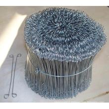Galvanized Wire Sack Ties10cm to 20cm Length