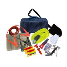 Erste-Hilfe-Set Tasche Überbrückungskabel Abschleppseil