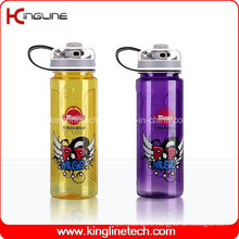 750ml BPA Free plastic sports drink bottle (KL-B2011)