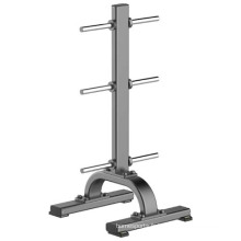 Arbre de plat vertical de gymnase d'équipement commercial de forme physique