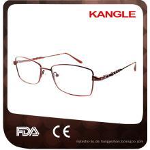 China Bester rostfreier materieller fester Rahmen eyewear Fabrik-Verkauf direkt