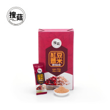 high fiber Chinese made healthy breakfast cereal meal powder