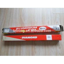 Aluminum foils micron thickness for Russia ,Canada, America