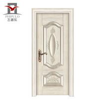 Фабрика делает бренд принят Oem Стальная деревянная дверь