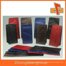 Materiais laminados stand up saco de café com válvula para o pacote de café