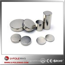 Classy High Power Magnets N45 Disc Magnet Neodymium D12X6mm