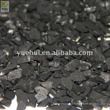 HIGHLY DEVELOPED STRUCTURE COCONUT NUT SHELL ACTIVATED CARBON FOR GOLD RECOVERY