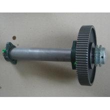 Arbre de roue dentée OEM de qualité supérieure / produits de moulage.