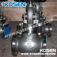 Stainless Steel 4A Globe Valves (J41)