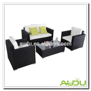 Audu Home Ensemble Wicker Flat Pack Furniture Garden
