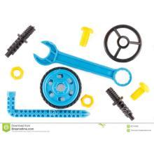 Plastic wrench steering wheel for childrens educational