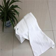 100%Cotton White Embroidery Towel Set