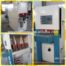 PE / PVC Sander WPC Embossing Machine For Water Construction, Varanda