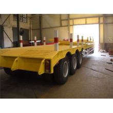 Kontainer Truk Trailer Semi 3 AXLES